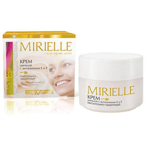 BelKosmex Mirielle Крем питательно защитный с витамином F и E, 48г