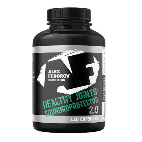 Alex Fedorov Nutrition Здоровые Суставы Хондро Про 750 мг капсулы, 120 шт.