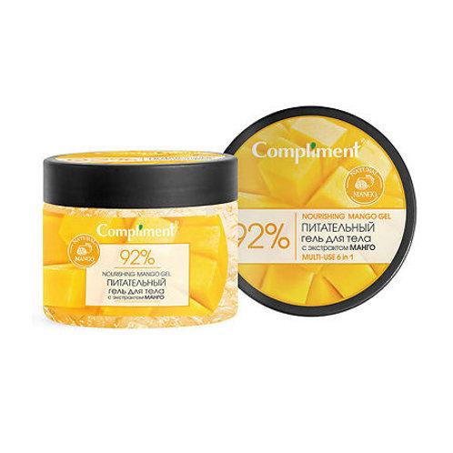 Compliment Гель питательный для тела с экстрактом манго, 400 мл