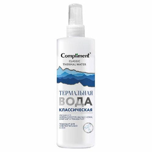 Compliment Термальная вода для лица, 200 мл