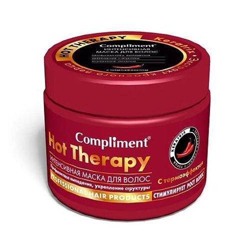 Compliment Hot Therapy Маска-обертывание горячая глубокое восстановление для п..