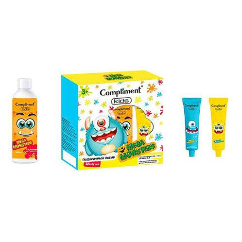 Compliment Подарочный набор для детей №1801 Kids MegaMonsters, 1 уп.