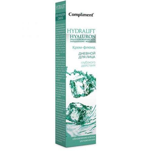 Compliment Hidralift Hyaluron Крем-флюид глубокого действия для лица дневной, ..