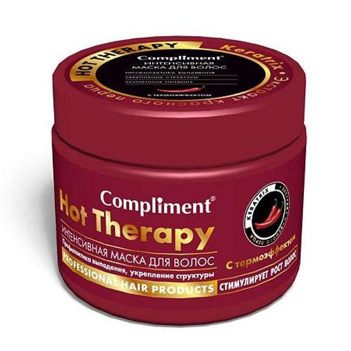 Compliment Hot Therapy Маска-компресс горячая укрепление и активация роста для..