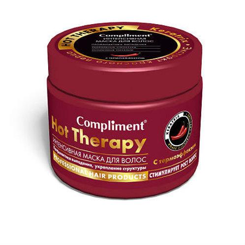 Complimen Hot Therapy маска для волос интенсивная профилактическая с термоэффе..