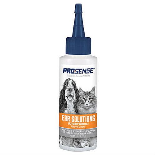 8in1 Pro-Sense Ear Cleanser Гигиенический лосьон для ушей собак и кошек, 118мл
