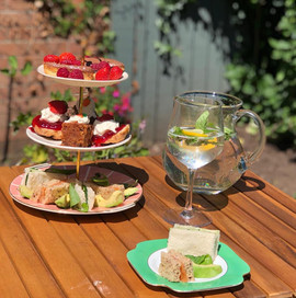 Classic Afternoon Tea
