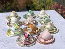 Our vintage collection...