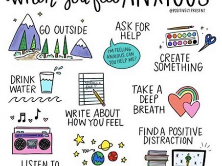 5 Things To Do When You Feel Anxious