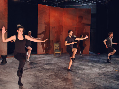 Workshop: Suzuki Method of Actor Training at Riverside Theatres