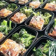 Keto lasagna #ketotransformation #mealpr