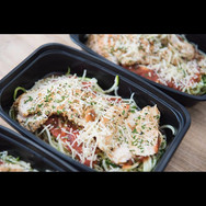 Keto chicken Parmesan.. Last day to get