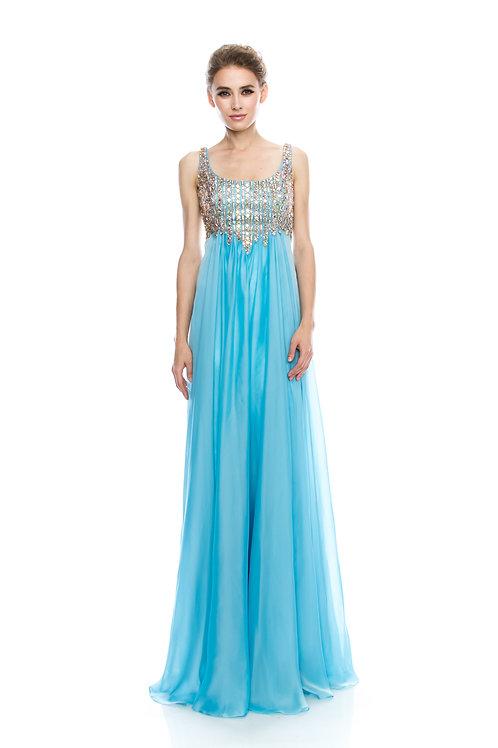 Vestido Aqua