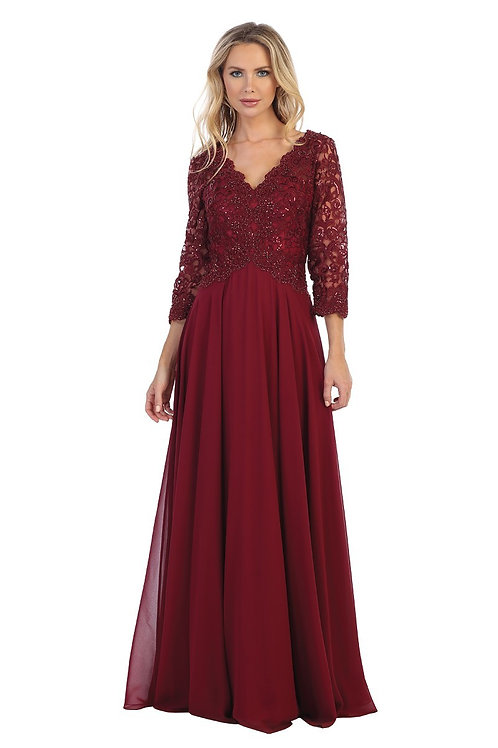 Vestido Vino
