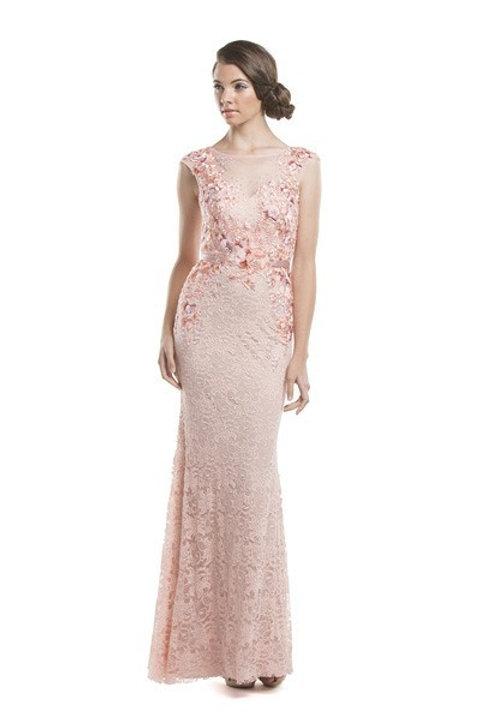 Vestido Rosa Blush