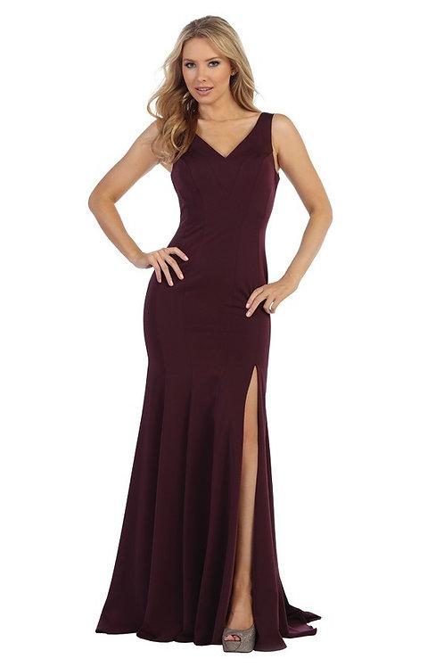 Vestido uva