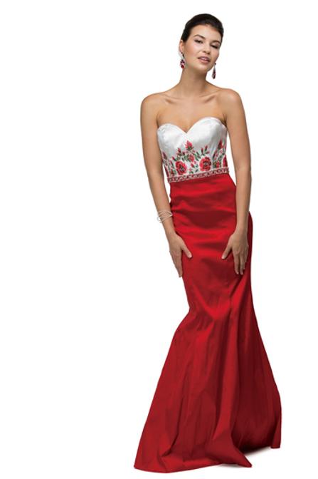 Vestido Lila Floreado