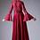 Thumbnail: Vestido de Fiesta Vino