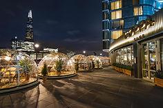 The Garden Igloo at Coppa Club London.jp