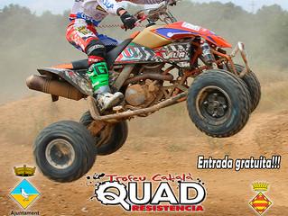 La Peña Motorista Figueres inaugura el Campeonato de Cataluña de Quadresistència 2015