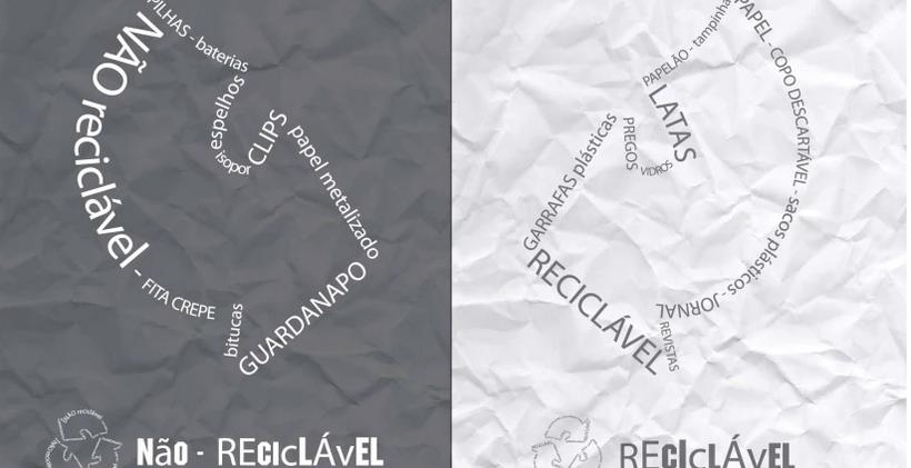 campanha reciclavel