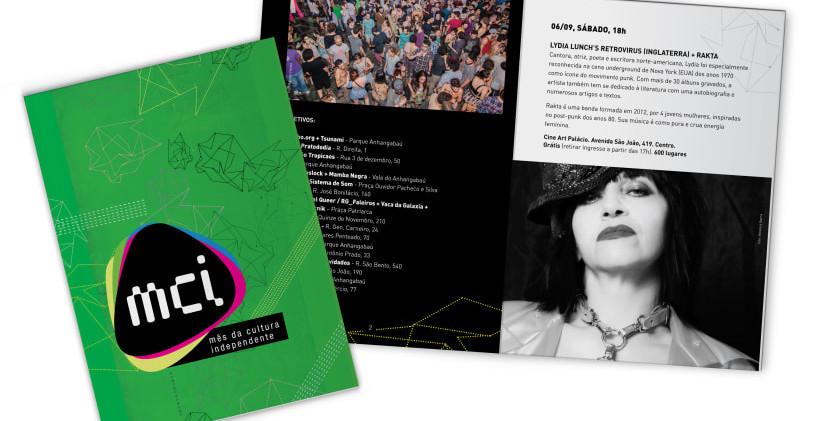 Livreto Semana Cultura Independente SP