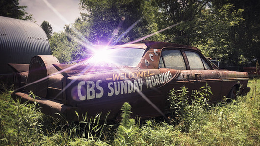 CBS Sunday Morning clip
