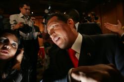 Venezuela former president H. Chavez