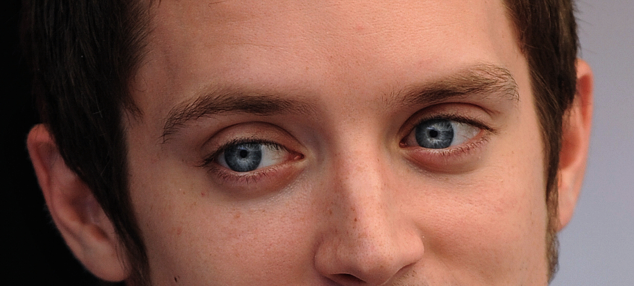 US actor Elijah Wood