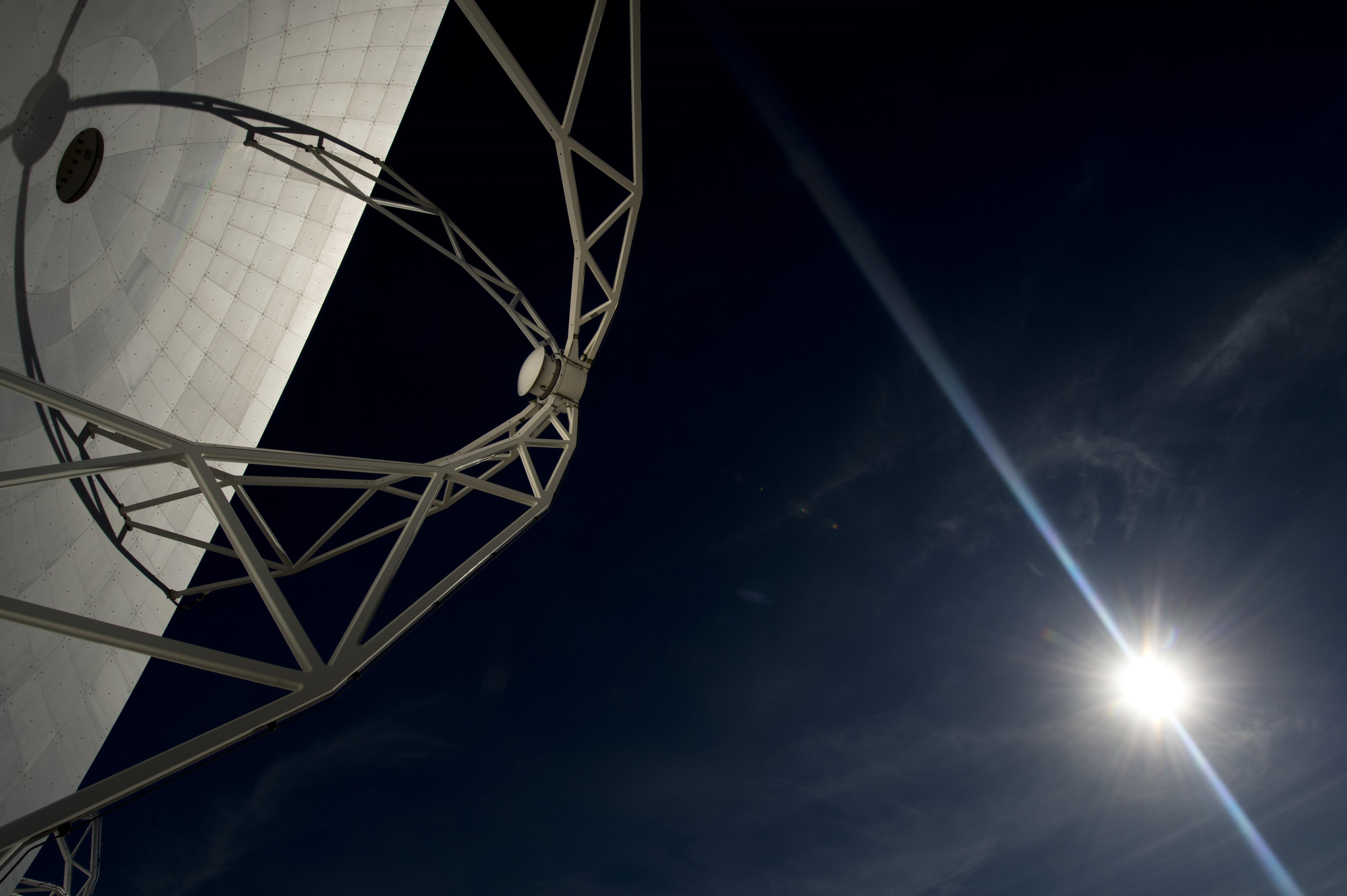 Proyecto Alma-Radio telescopios