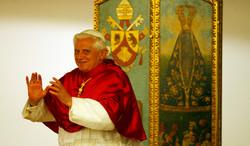 Benedicto XVI,Joseph Aloisius Ratzin