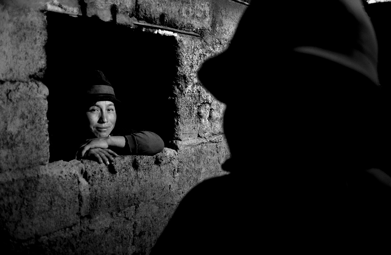 Los Ultimos hieleros del Chimborazo