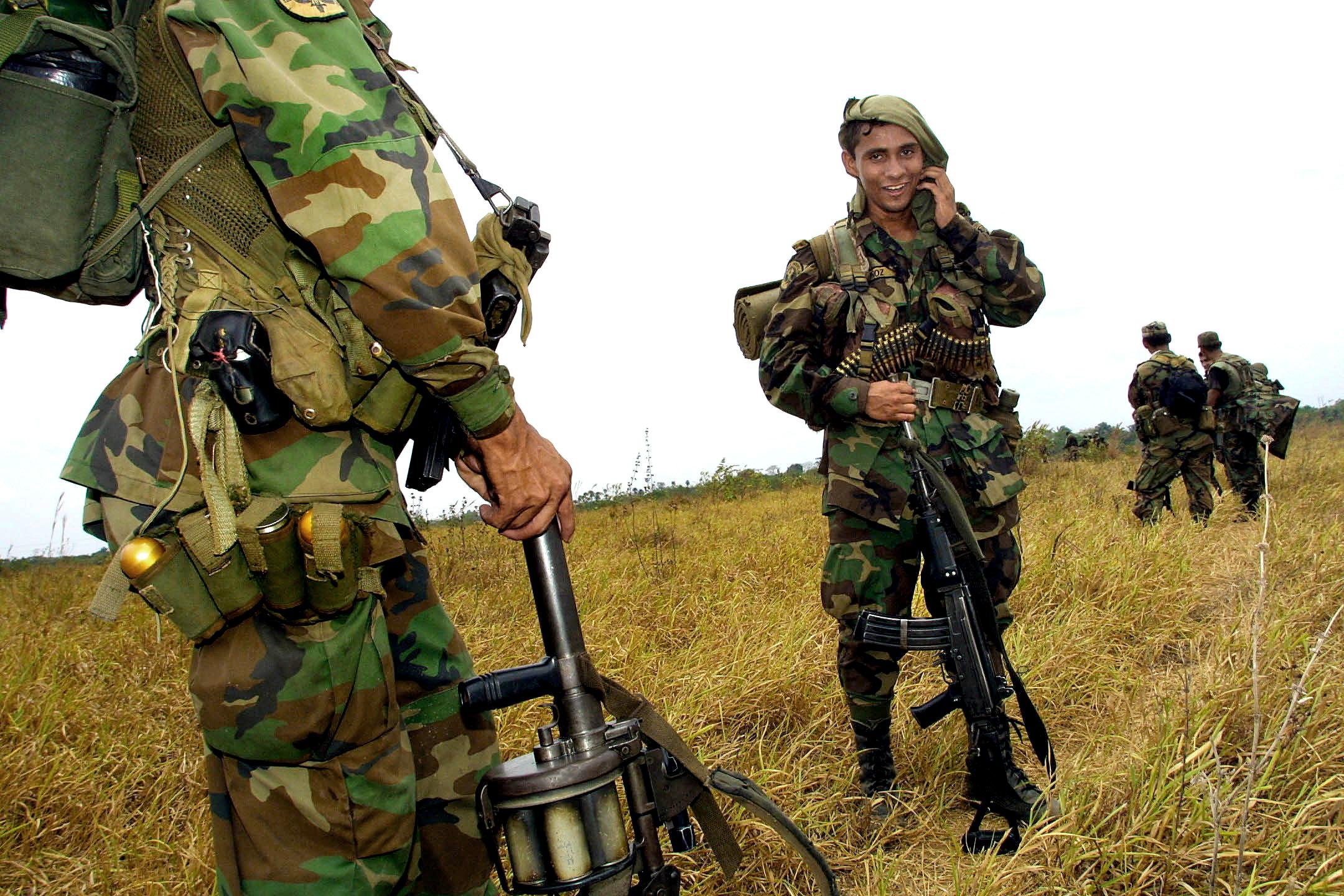 Colombia's Wars