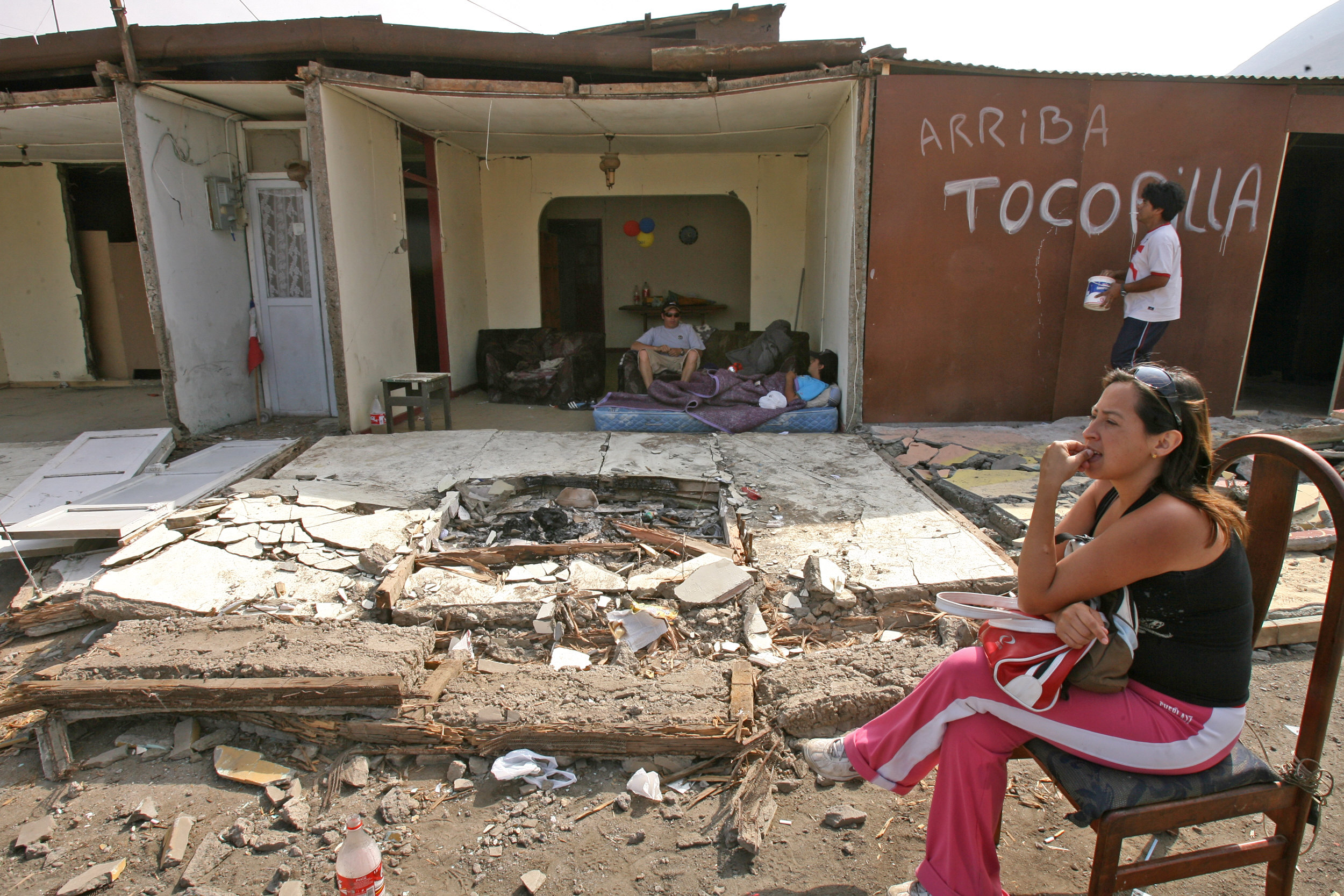 Terremoto Tocapilla