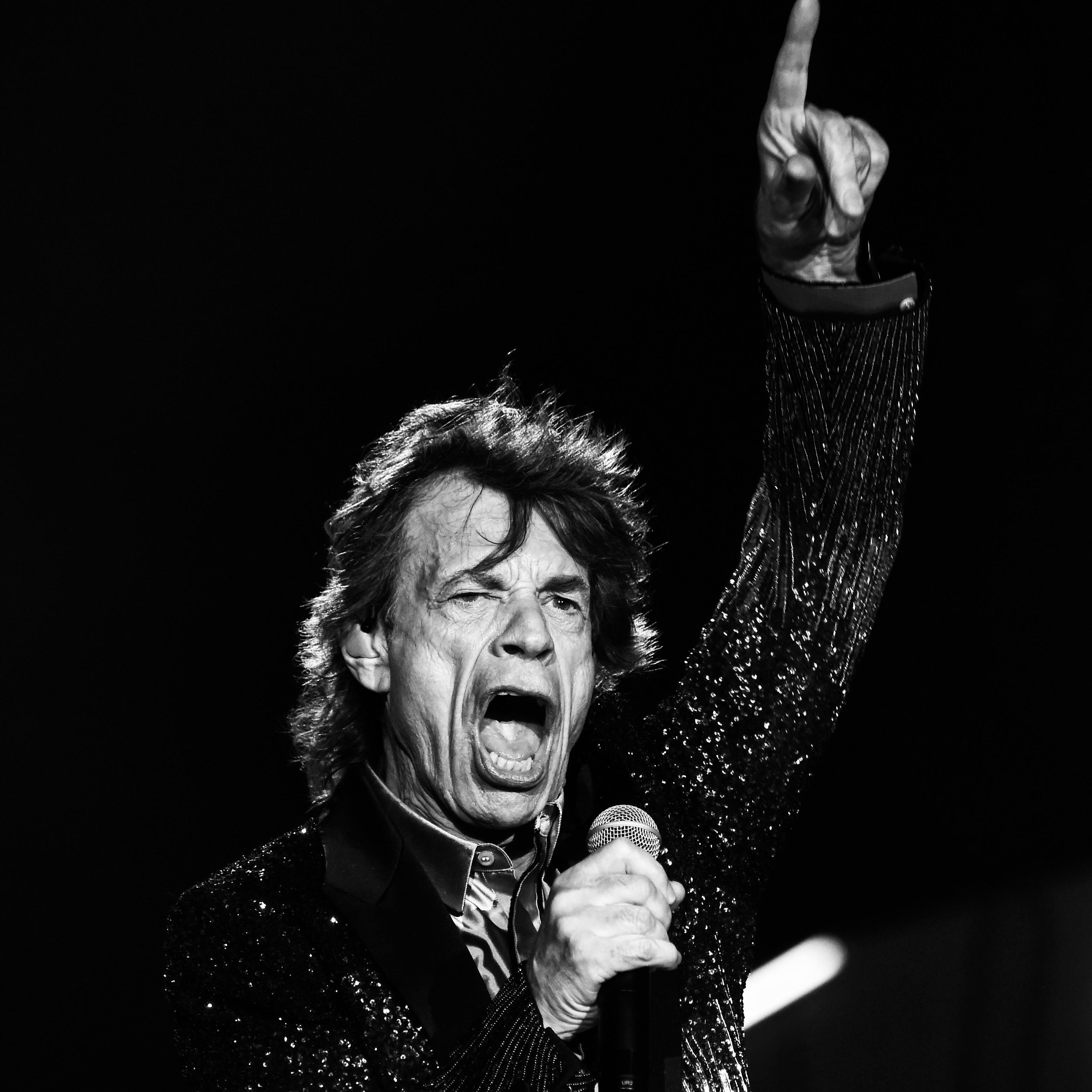 Rolling Stones 2016