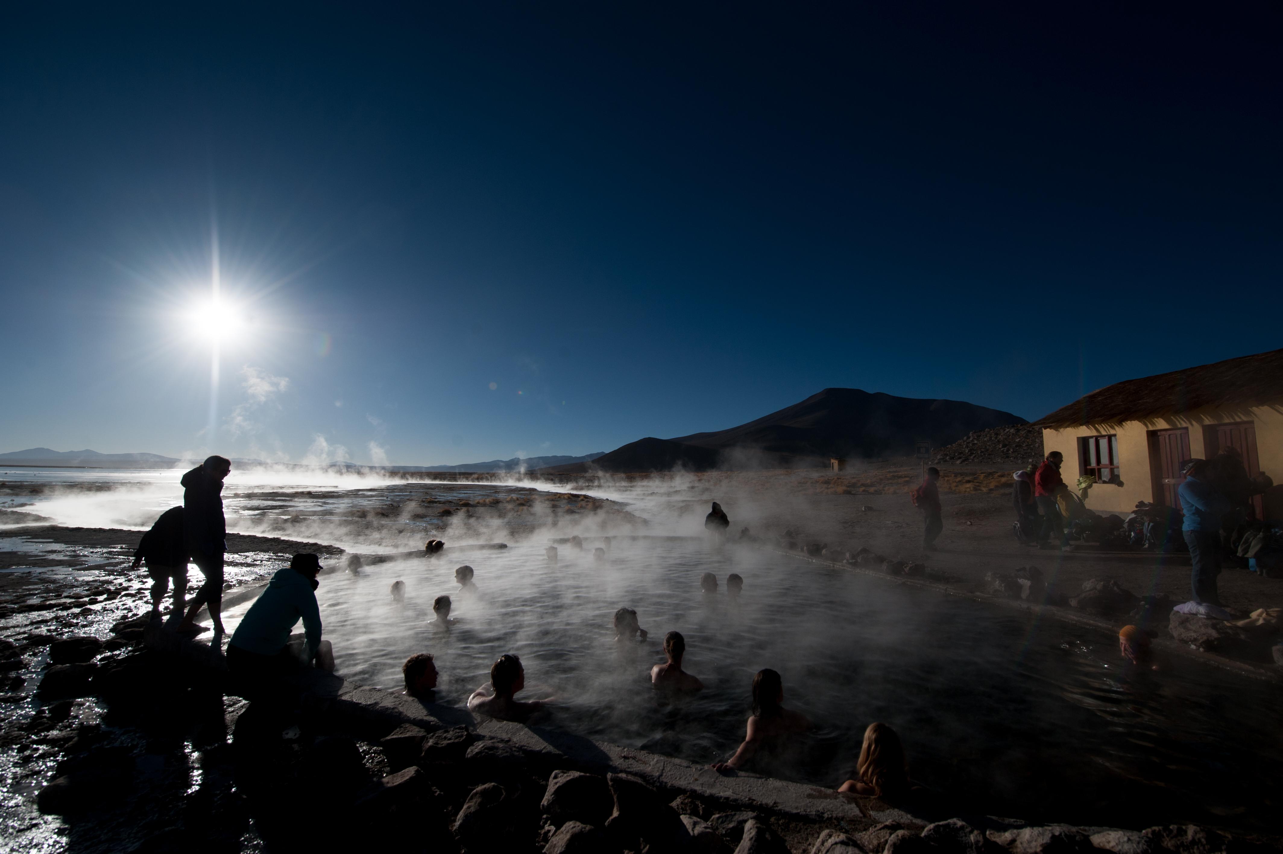 Salar de Uyuni , Bolivia