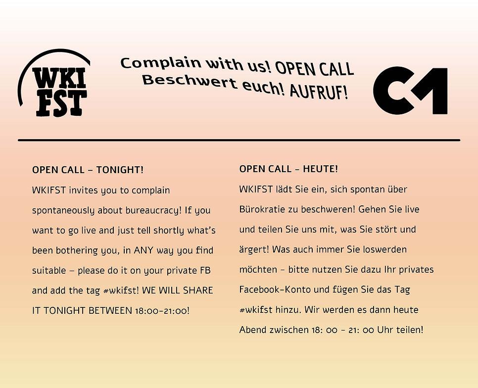 COMPLAINT OPEN CALL.jpg
