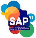Le logo de la plateforme SAP91