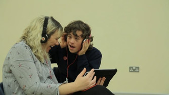 Inspiring Music with iPads in Central Bedfordshire