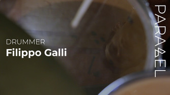 The Meditating Drummer- Filippo Galli