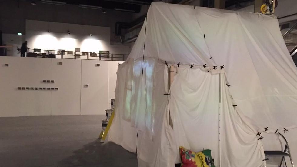 Installation at Ambika P3