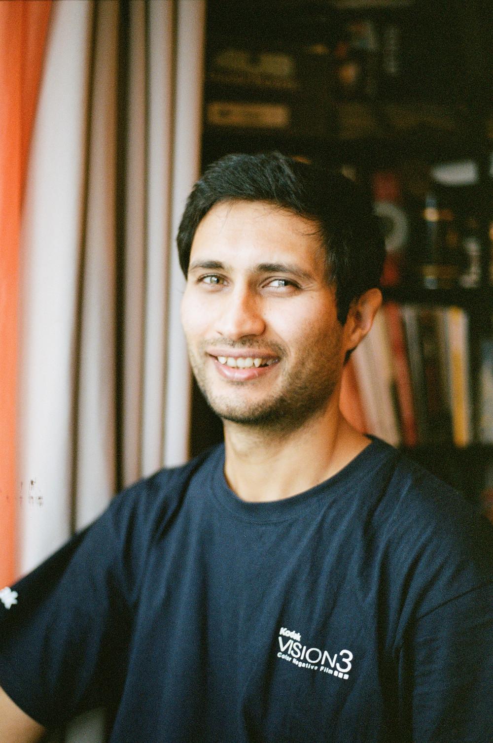 Vikram Kushwah by @filmluar