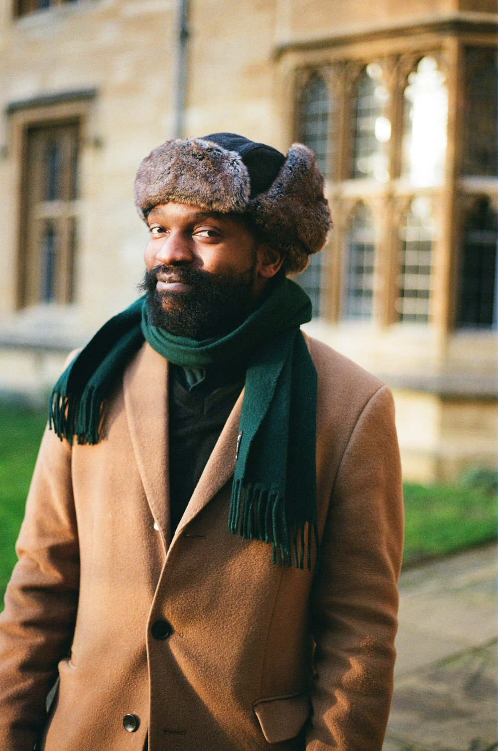 Samson Kambalu by @filmluar