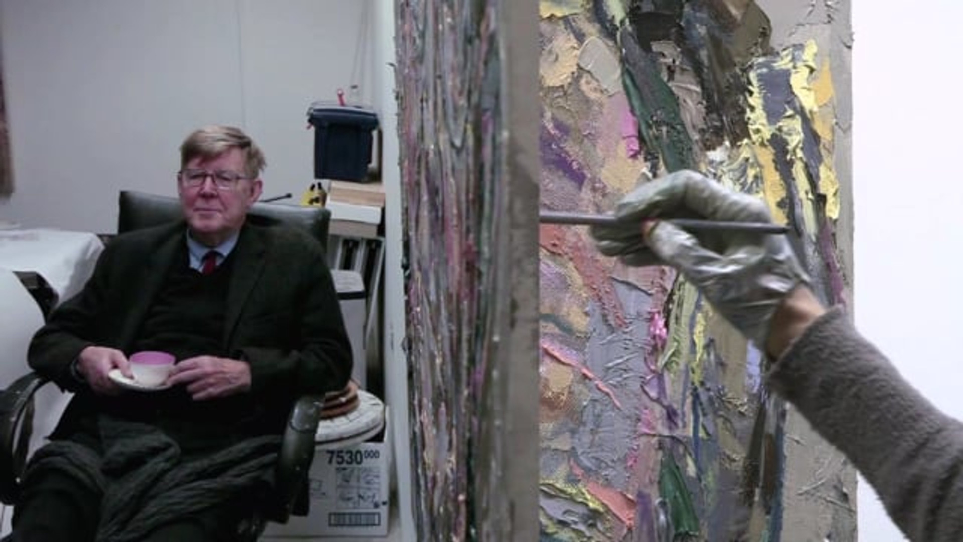 On View with Alan Bennett