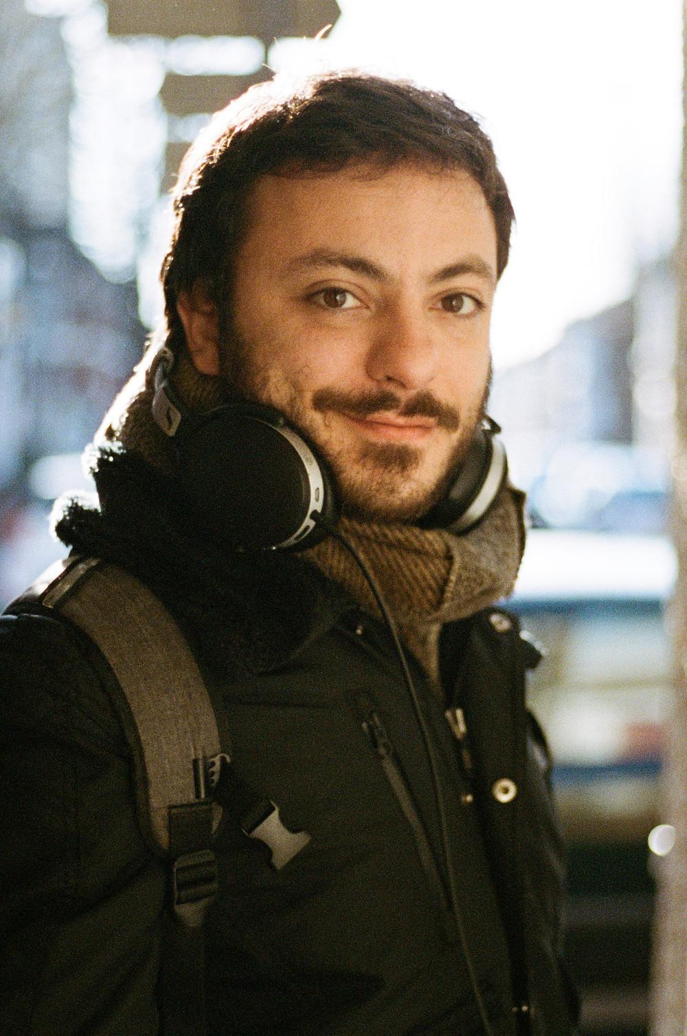 Antonio Celotto by @filmluar