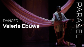 The Dancer Who Dreamt Big- Valerie Ebuwa