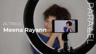 The Actress That Emerged From Shyness- Meena Rayann
