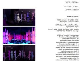 Tartu Kunstikool võitis Itaalia noorte kunstibiennaalil publikuauhinna