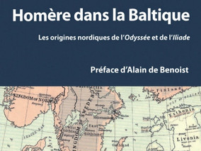 """""""Omero nel Baltico"""" in Francia: prefazione Alain de Benoist"""