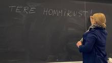 Lingua e cultura estone a Roma Tre, concluso il corso online